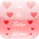 Love You Sister Wishes