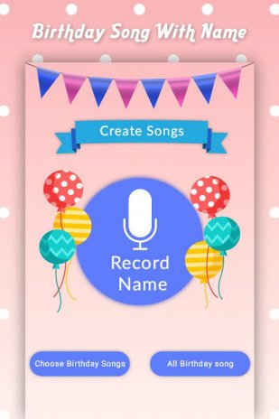 Birthday Song with Name 2 0 1 Download APK for Android - Aptoide