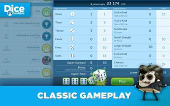 Dice With Buddies™ Free Screenshot