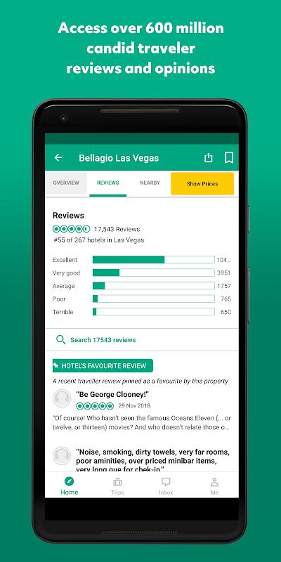 TripAdvisor Hotels Restaurants screenshot 9