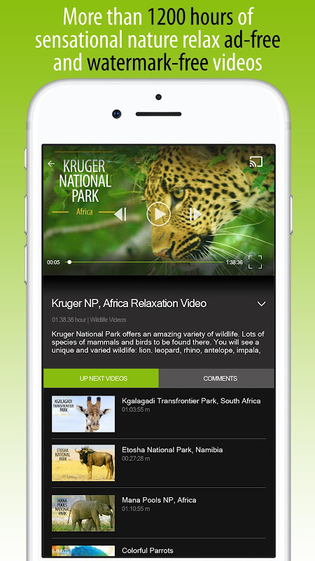 4K Nature Relax TV screenshot 2
