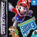 Top Super Mario Advance 4 and Super Mario Bros 3 GBA