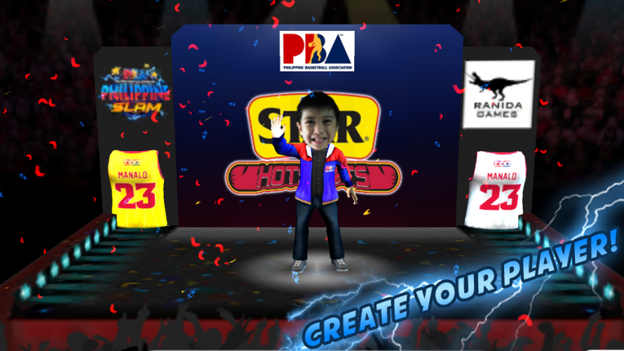 Basketball Slam 2020! screenshot 1