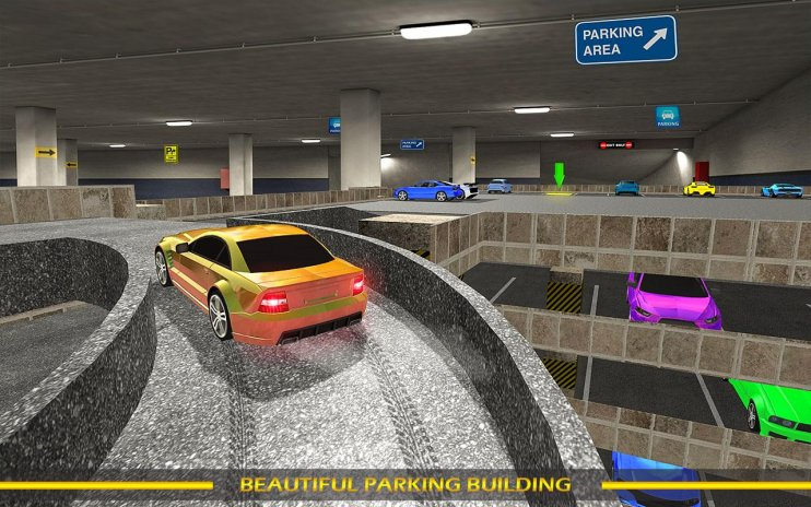 Prado Adventure Car Parking Games 3D 1.0 Download APK for Android ...