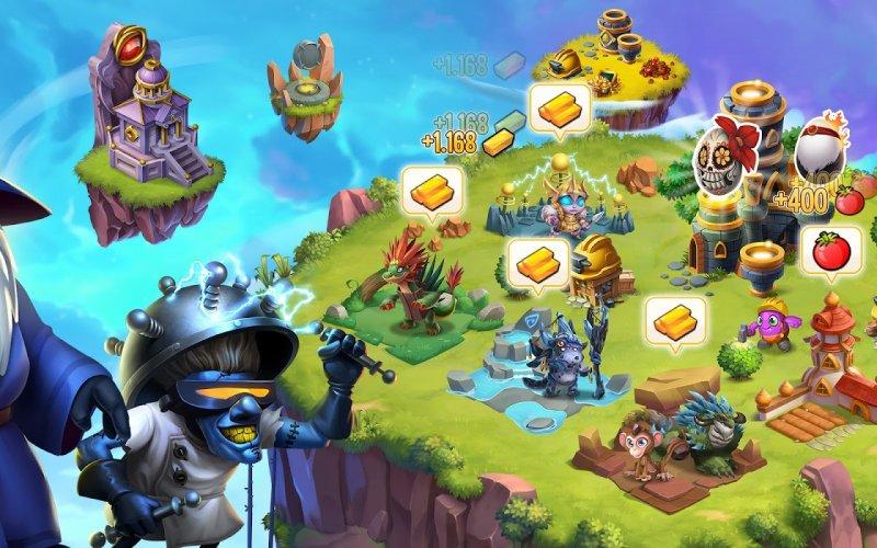 Monster Legends screenshot 17