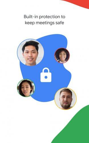 Google Meet screenshot 14
