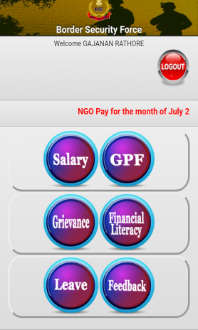 B S F PAY&GPF 1 0 Download APK for Android - Aptoide