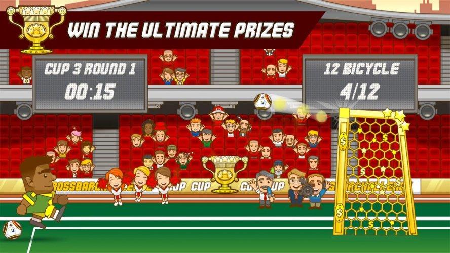 Super Crossbar Challenge screenshot 6