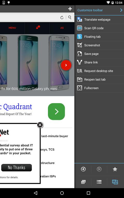 boat browser navigateur