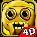 Stickman Run 4D - Fun Run