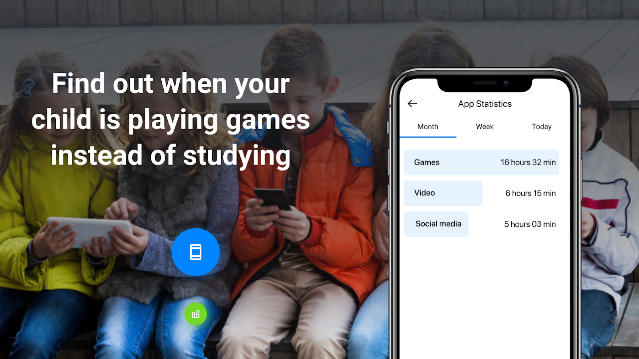 Find My Kids: Child GPS-watch & Phone Tracker screenshot 2
