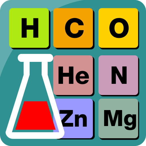 Periodic Table Elements Icon