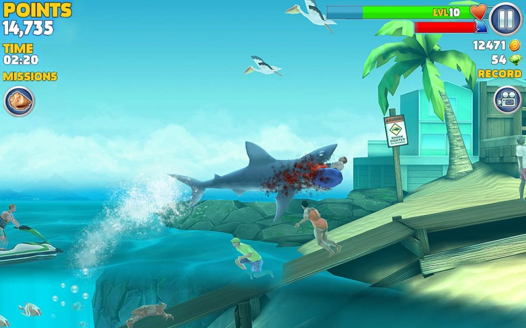 Image Result For Downloads Android Hungry Shark Evolution