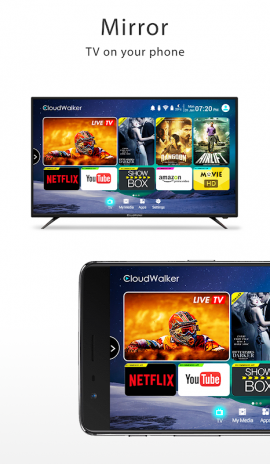 cloud tv download for android