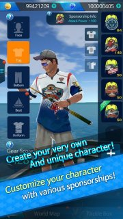 Fishing Hook : Bass Tournament screenshot 7