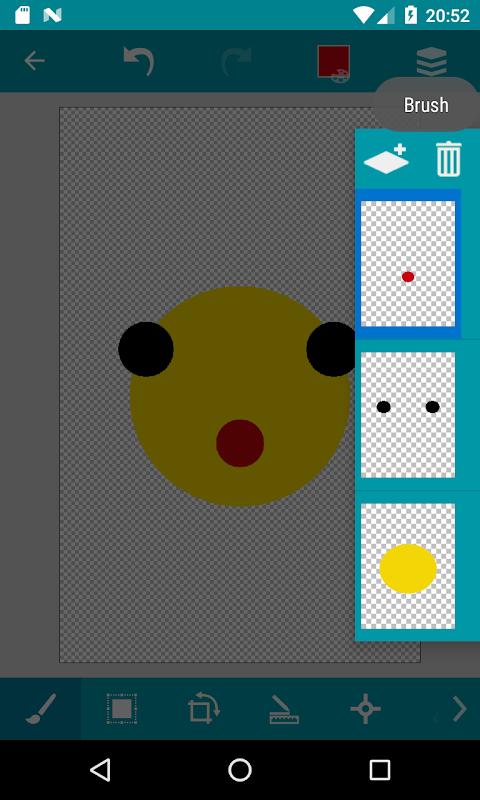 Pocket Paint screenshot 1