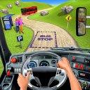Modern City Coach Bus Simulator: Bus Driving Games