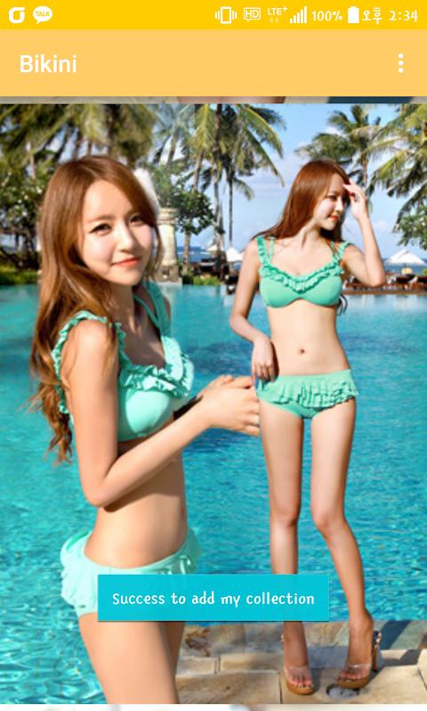 Hot sexy korean bikini opinion