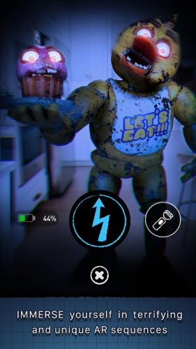 Five Nights at Freddy's AR: Special Delivery screenshot 5