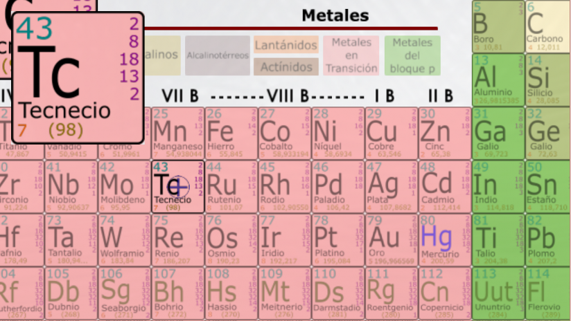 Tabla peridica de elementos 093 descargar apk para android aptoide tabla periodica de elementos captura de pantalla 1 urtaz Image collections