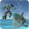 Icona Robot Shark
