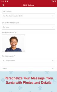 PNP–Portable North Pole™ Calls & Videos from Santa screenshot 18