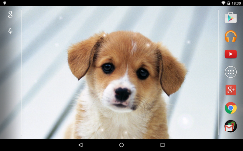 Puppies Live Wallpaper 1.2 Unduh APK