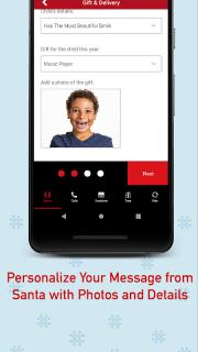 PNP–Portable North Pole™ Calls & Videos from Santa screenshot 4