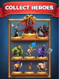 Castle Crush: Free Strategy Card Games screenshot 4