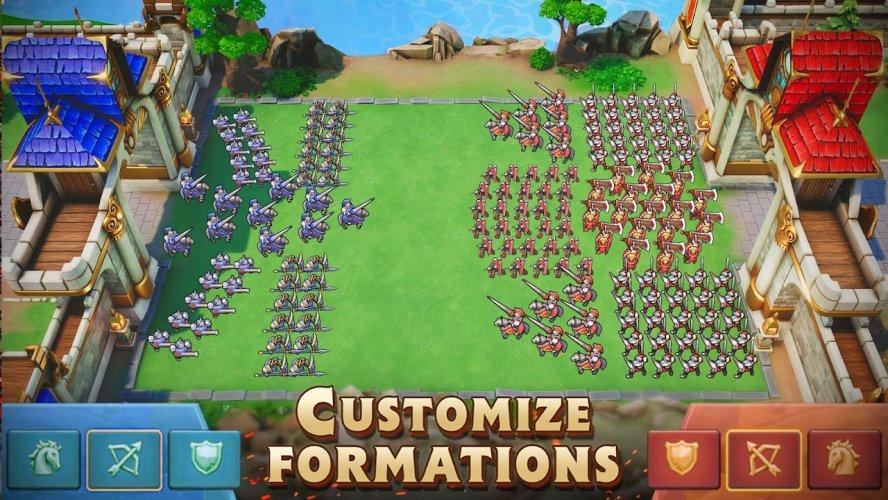 Lords Mobile: Tower Defense screenshot 5