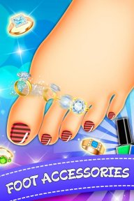 Foot Spa - Pedicure Salon screenshot 8