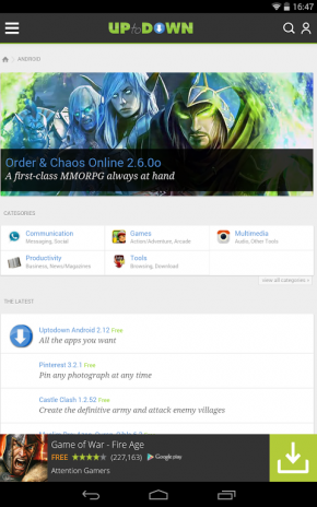 Uptodown Download APK For Android Aptoide - Descargar skins para minecraft pe uptodown
