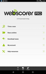 Race & Lap Timer screenshot 11