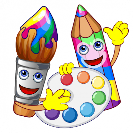 Menggambar Warna Mewarnai Anak 1 0 28 Unduh Apk Untuk Android