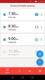 Alarmy (Sleep If U Can) - Alarm clock screenshot 7