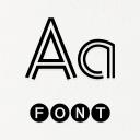 Font Keyboard - Fonts, Emoji Keyboard Fonts