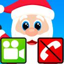 fake call video Christmas game