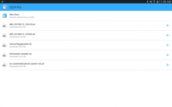 OCR Pro Screenshot