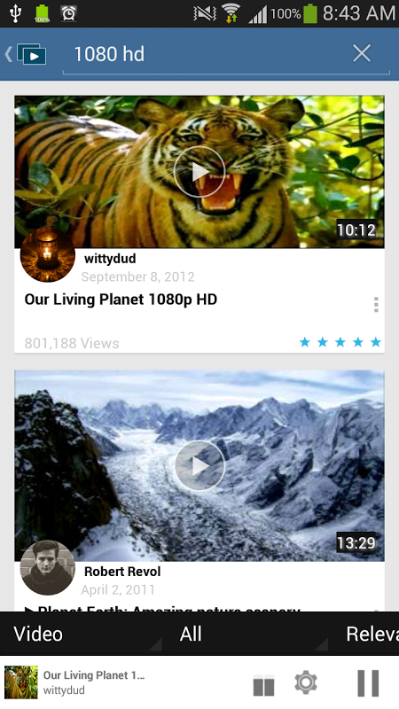 Viral Popup (Youtube Player) screenshot 15