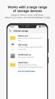Huawei Backup Screen