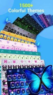 Simeji keyboard�Emoji & GIFs screenshot 4