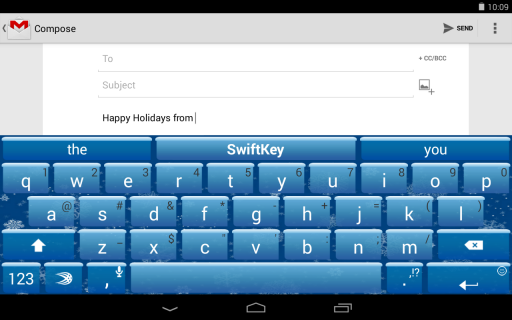 SwiftKey Tablet (Legacy) 4 4 6 275 Download APK for Android