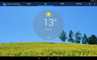 Weather: Forecast & Radar Maps Screenshot