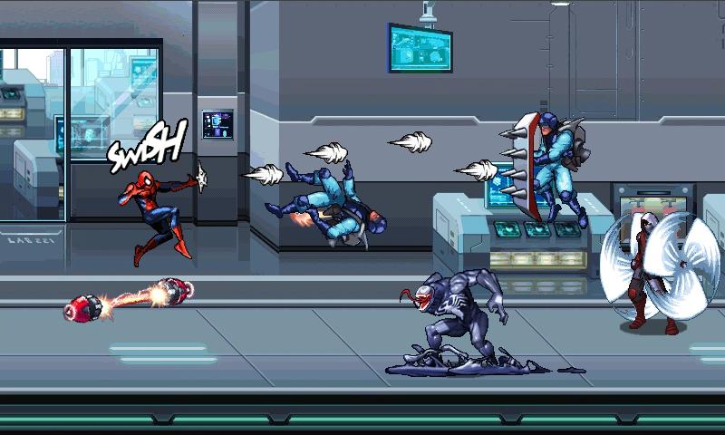 скачать игру Spider Man Ultimate Power для андроид - фото 3