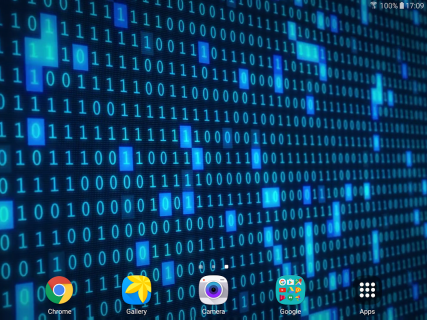 Hacker Live Wallpaper screenshot 9
