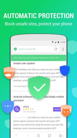 APUS Browser - Fast Download & Private & Secure 2 8 3 Download APK