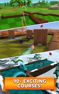 Golf Battle screenshot 12