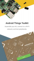 Android Things Toolkit Screen
