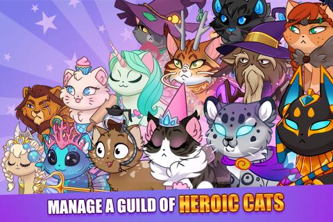 Castle Cats: Epic Story Quests screenshot 8