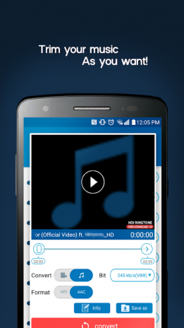 MP3 Video Converter 2 5-beta1 Download APK for Android - Aptoide